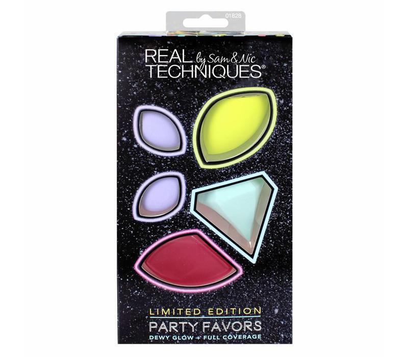 Real Techniques Party Favors Sponges Set