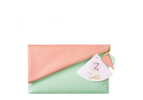 Zoella Beauty Jelly and Gelato Clutch Bag