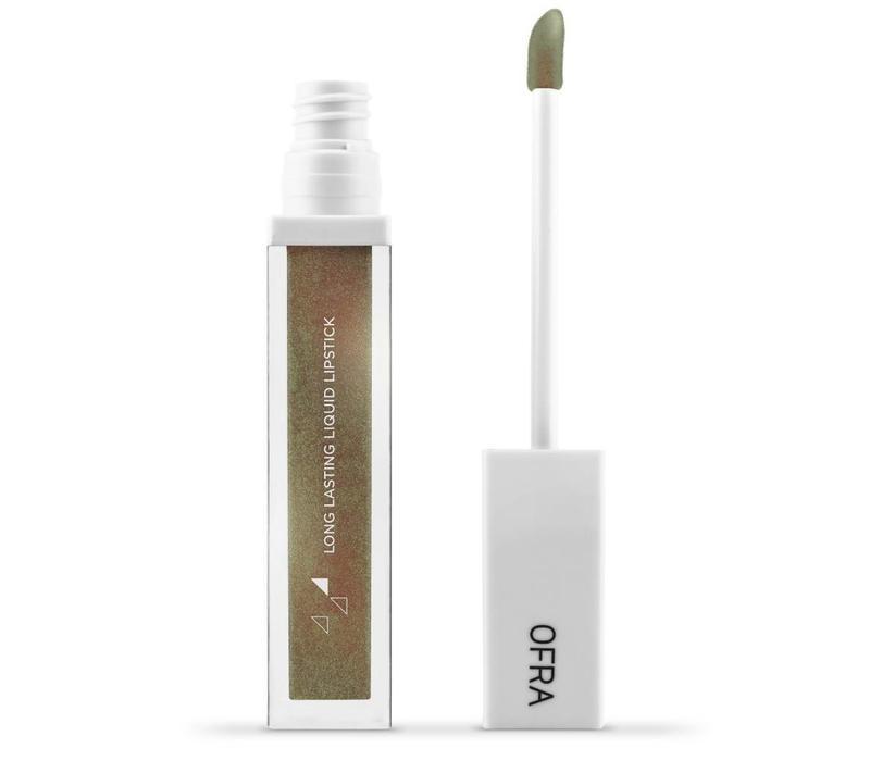 Ofra Cosmetics Duo Chrome Long Lasting Liquid Lipstick Emerald City