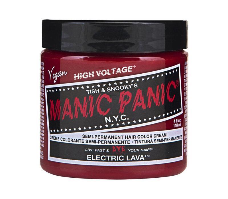 Manic Panic Electric Lava Hair Color