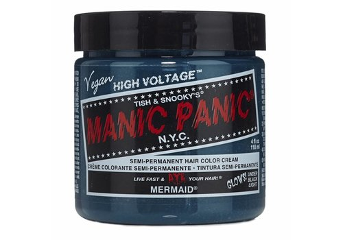 Manic Panic Mermaid Hair Color
