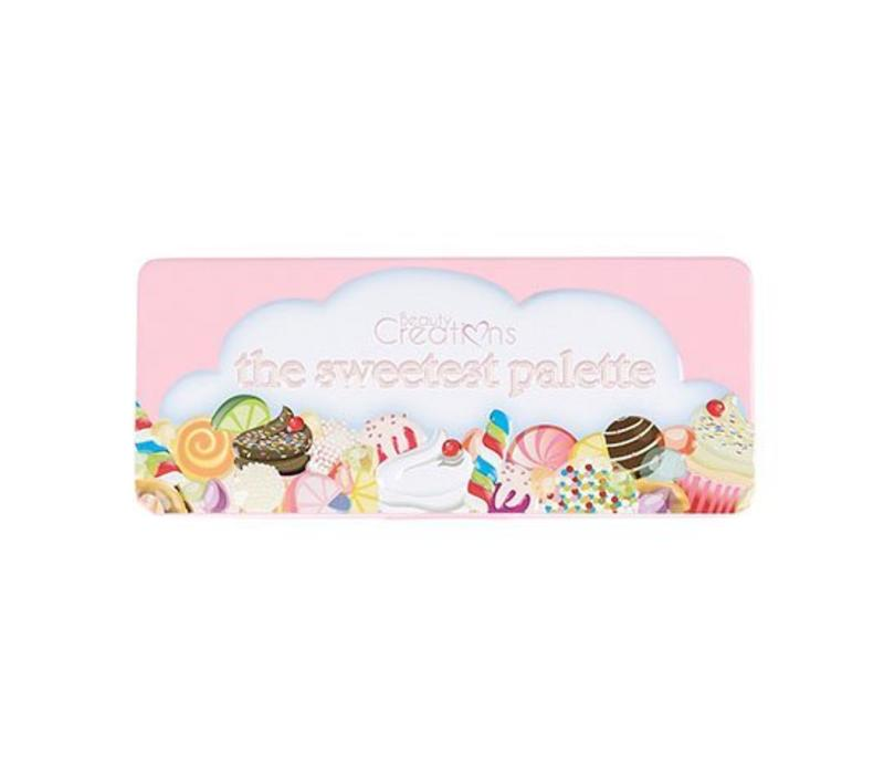 Beauty Creations The Sweetest Pink Eyeshadow Palette