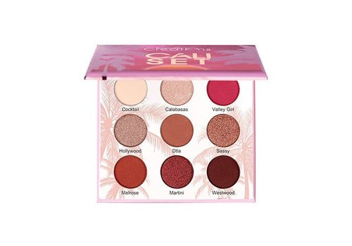 Beauty Creations Cali Eyeshadow Palette