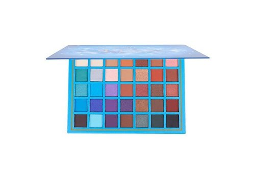 Beauty Creations 35 Color Pro Eyeshadow Palette Elsa