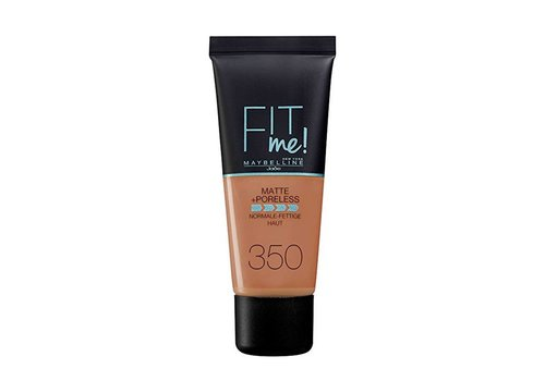 Maybelline Fit Me Matte and Poreless Foundation 350 Caramel