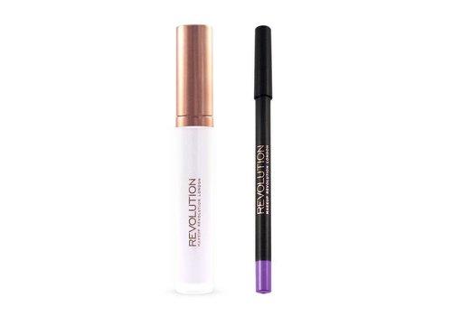 Makeup Revolution Unicorn Lip Kit