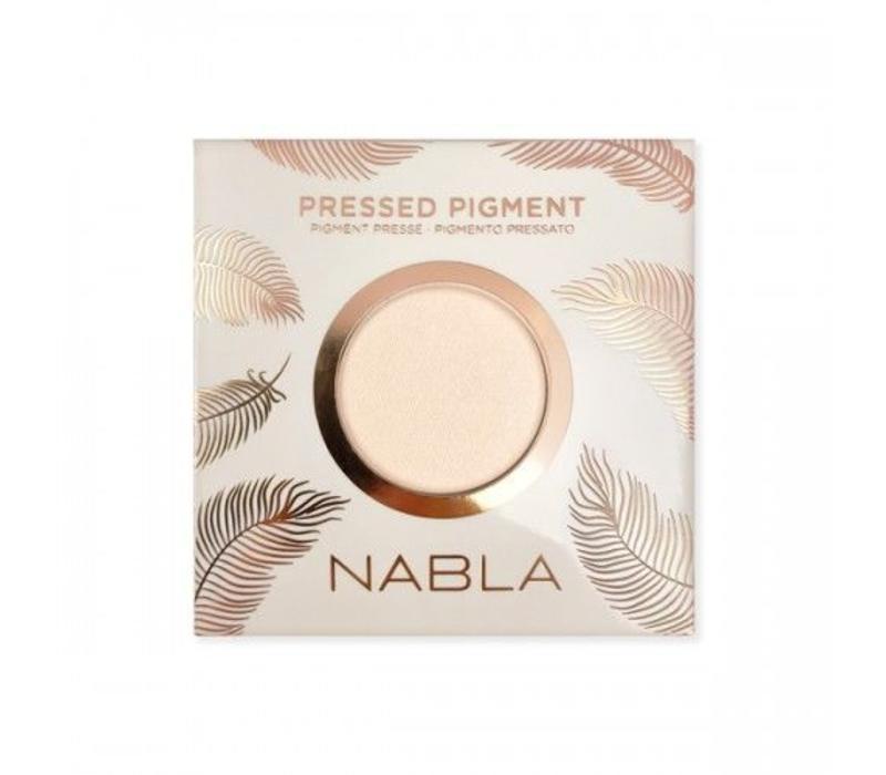 Nabla Pressed Pigment Feather Edition Coconut Milk