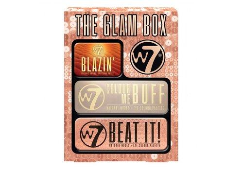 W7 Cosmetics Glam Box 2 Eye Tin Set