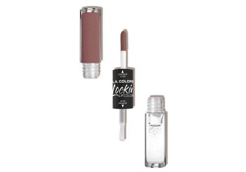 LA Colors Lockin Lip Color Provocative