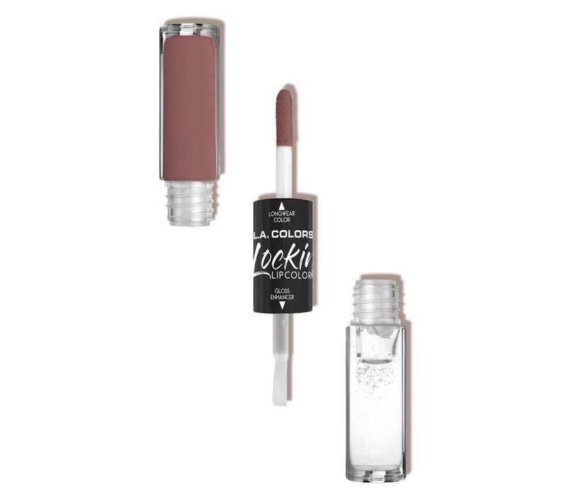 LA Colors Lockin Lip Color Provocative