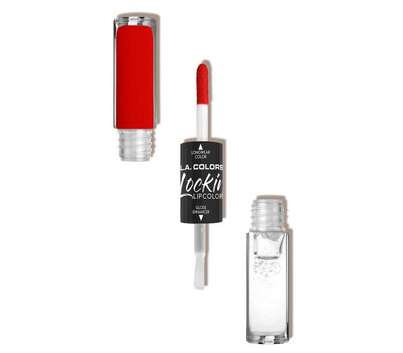 LA Colors Lockin Lip Color Atomic