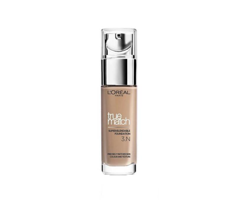 L'Oréal Paris True Match Foundation 3N Creamy Beige