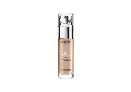 L'Oréal Paris True Match Foundation R3/C3 Rose Beige