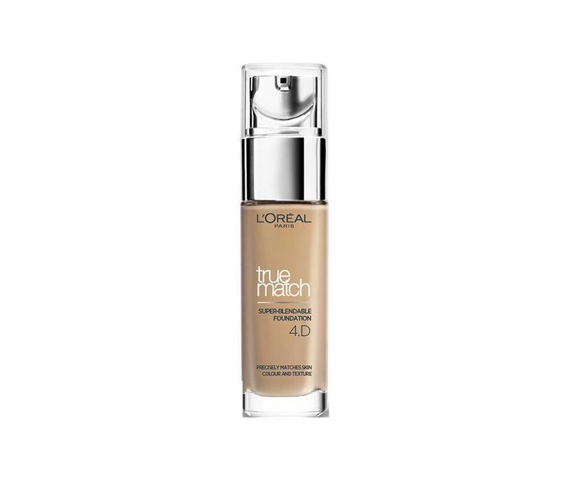 L'Oréal Paris True Match Foundation 4D/W Golden Natural