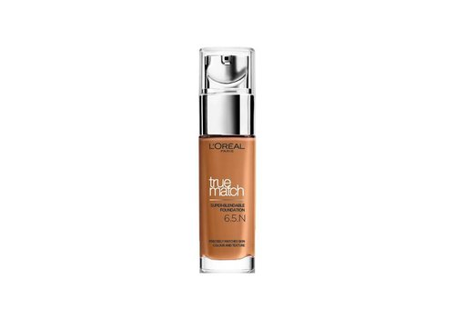 L'Oréal Paris True Match Foundation 6.5D/W Golden Toffee