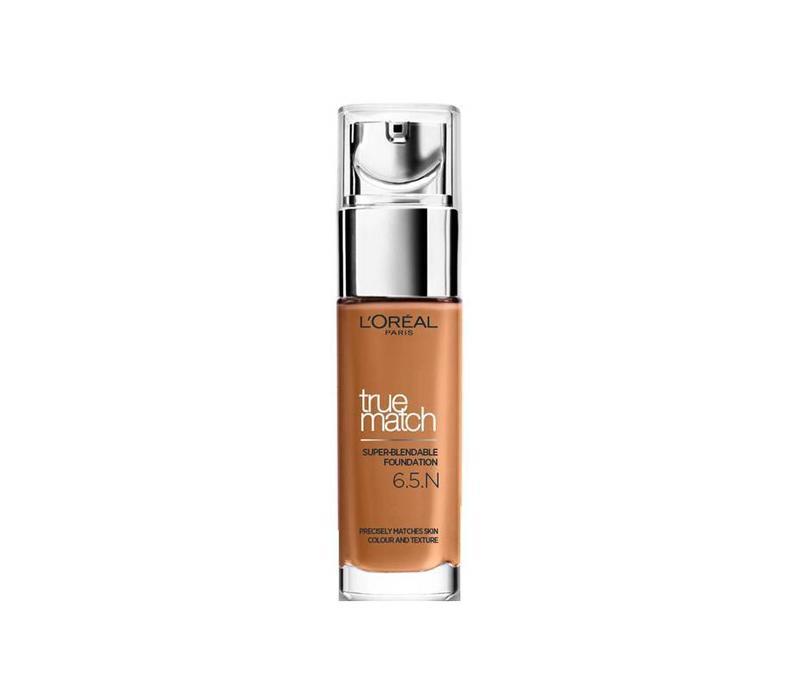 L'Oréal Paris True Match Foundation 6.5D/W Golden Toffee