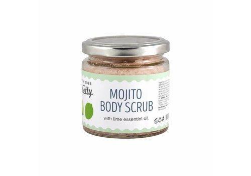 Zoya Goes Pretty Body Scrub Mojito