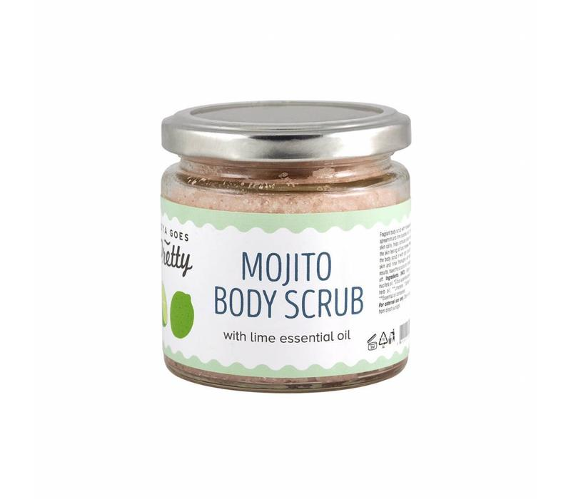 Zoya Goes Pretty Body Scrub Mojito