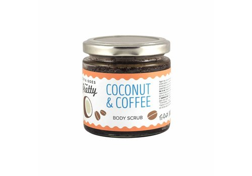 Zoya Goes Pretty Body Scrub Coconut & Coffee