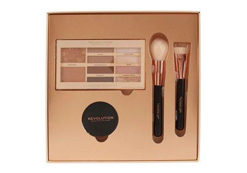 Makeup Revolution Shade & Contour Kit