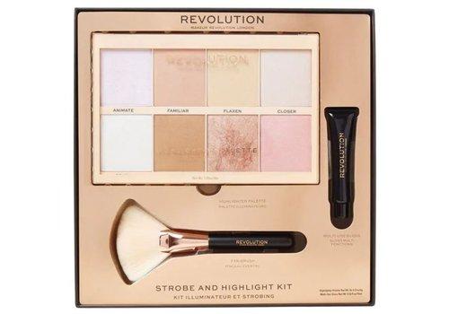 Makeup Revolution Strobe & Highlighting Kit