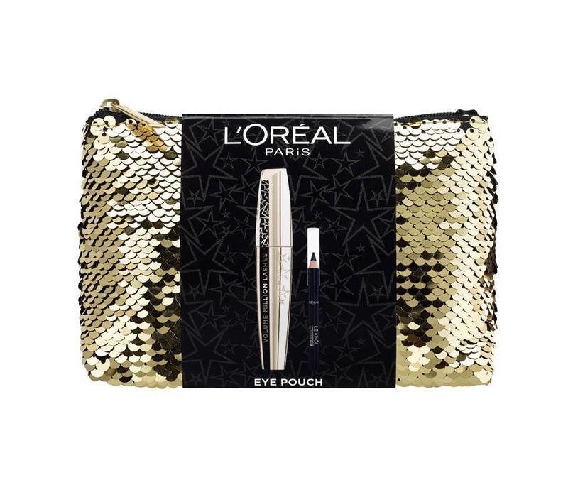 L'Oréal Paris Eye Pouch Giftset