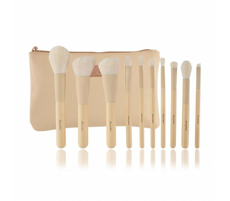 Boozyshop X Vera Camilla 10 pc Brush Set