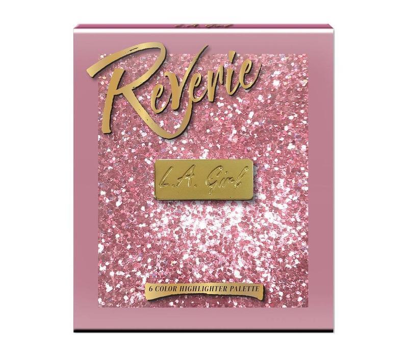 LA Girl Reverie Highlighter Palette