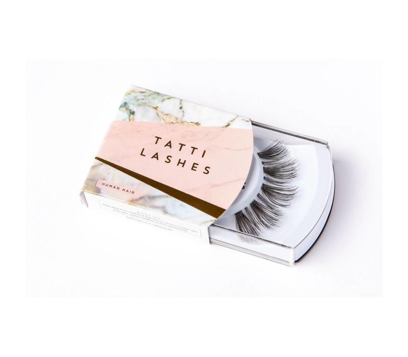 Tatti Lashes Human Hair Lashes TL34