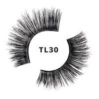 Tatti Lashes Human Hair Lashes TL30