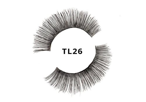 Tatti Lashes Human Hair Lashes TL26