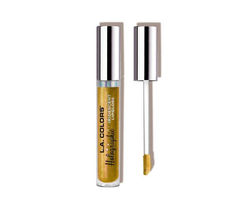 LA Colors Holographic Gloss Gold Rush