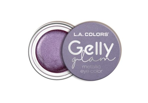 LA Colors Gelly Glam Metallic Eye Color Rock Star