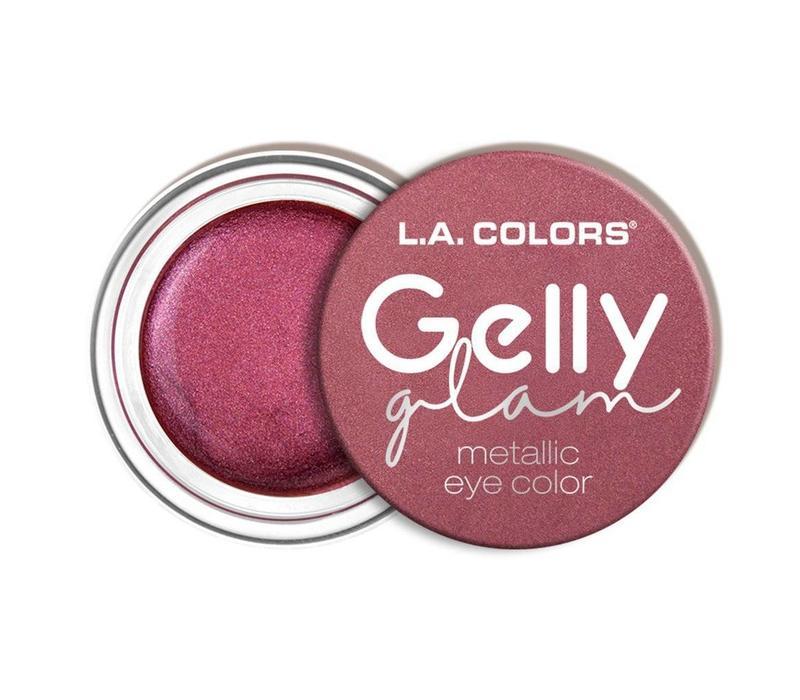 LA Colors Gelly Glam Metallic Eye Color Sizzle