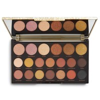 Makeup Revolution Jewel Eyeshadow Palette Gilded