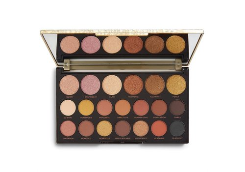 Makeup Revolution Eyeshadow Palette Gilded