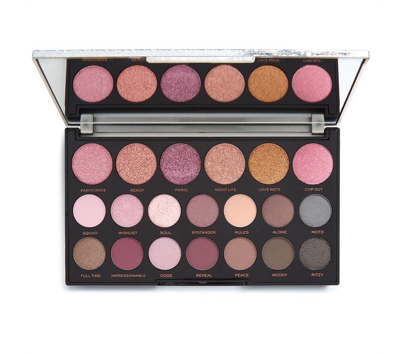 Makeup Revolution Jewel Eyeshadow Palette Opulent
