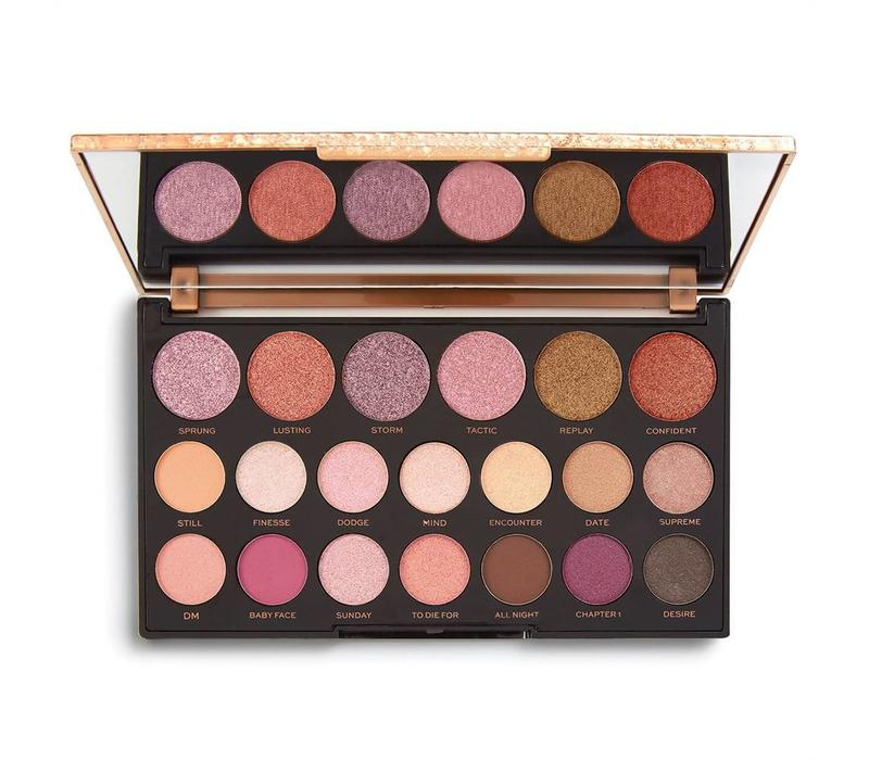 Makeup Revolution Jewel Eyeshadow Palette Deluxe