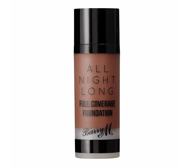 Barry M All Night Long Liquid Foundation 14 Chestnut