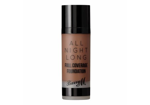 Barry M All Night Long Liquid Foundation 13 Pecan