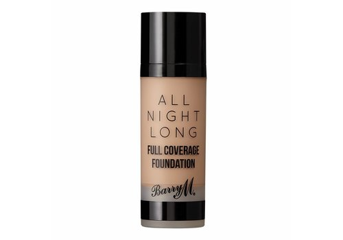 Barry M All Night Long Liquid Foundation 4 Dulce de Leche