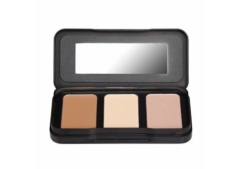 Barry M Sculpting Face Palette Feeling Cheeky