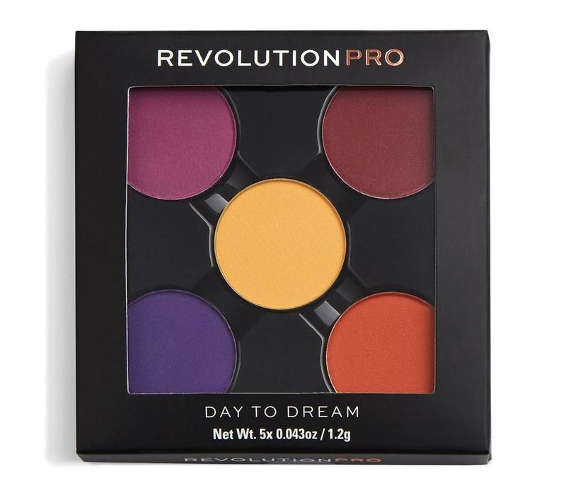 Revolution Pro Refill Eyeshadow Pack Day to Dream