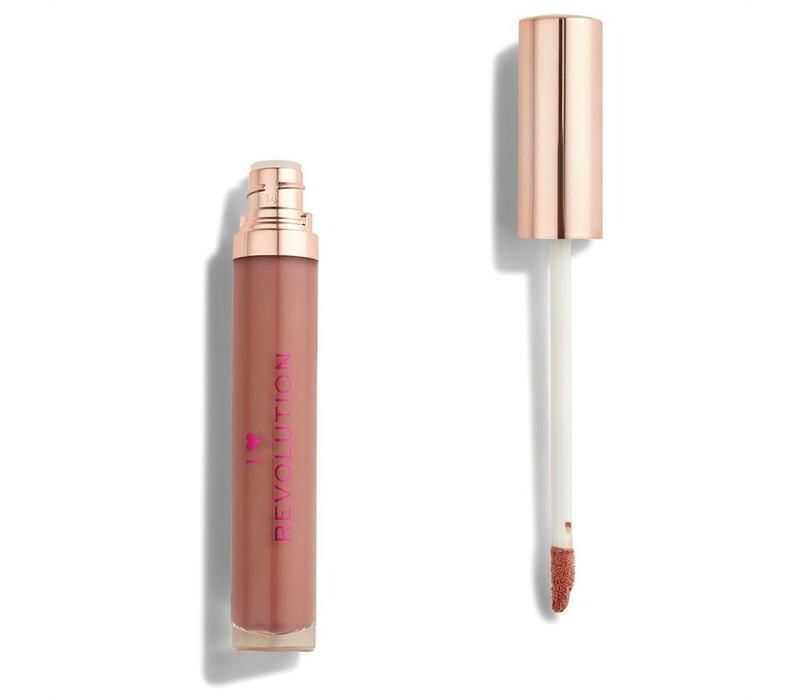 I Heart Revolution Salted Caramel Lip Gloss