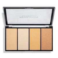 Makeup Revolution Reloaded Lustre Lights Warm