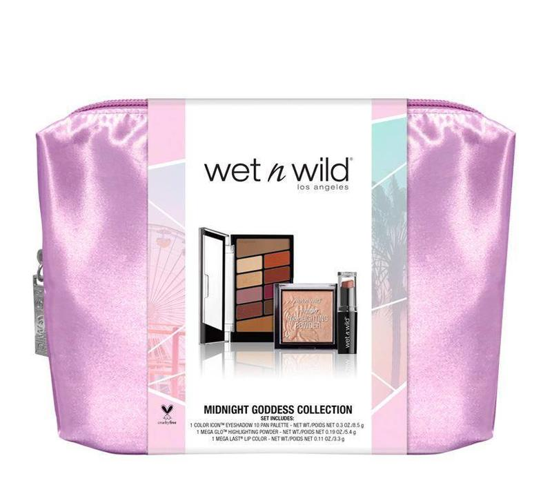 Wet n Wild Midnight Goddess Collection
