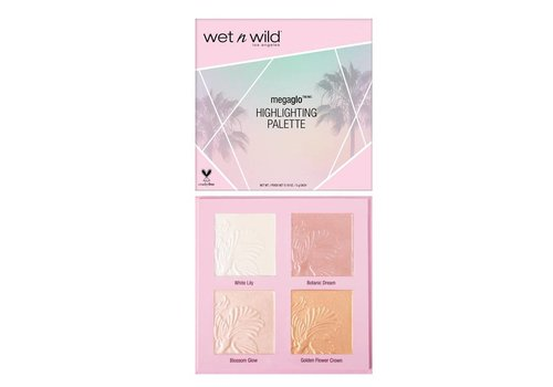 Wet n Wild Highlighting Palette