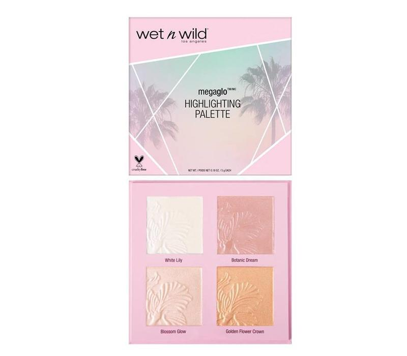 Wet n Wild Highlighting Palette