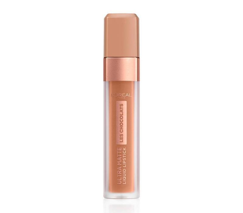 L'Oréal Paris Liquid lipstick Chocolats 860 Ginger Bomb