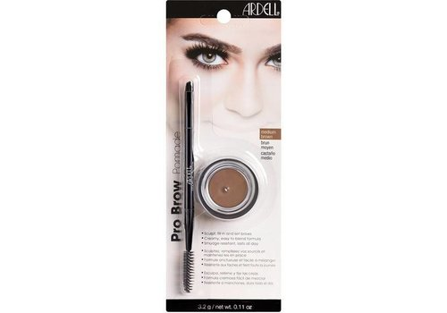 Ardell Lashes Brow Pomade Medium Brown